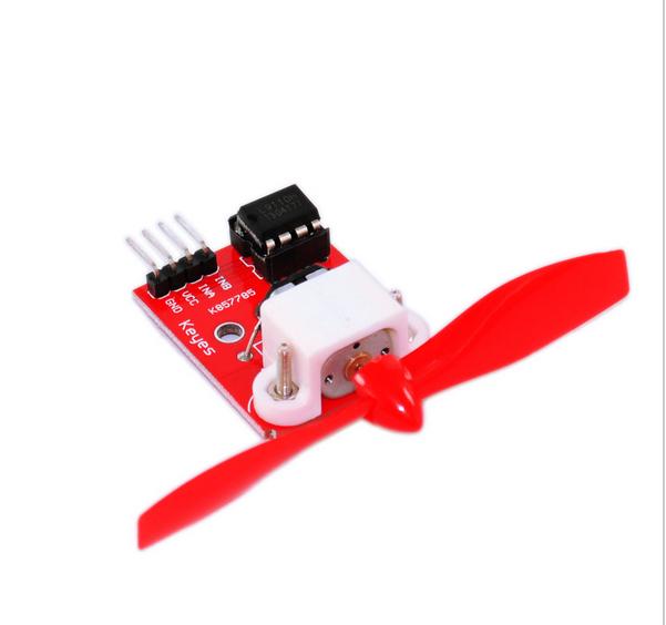 V l fan motor module propeller firefighting robot